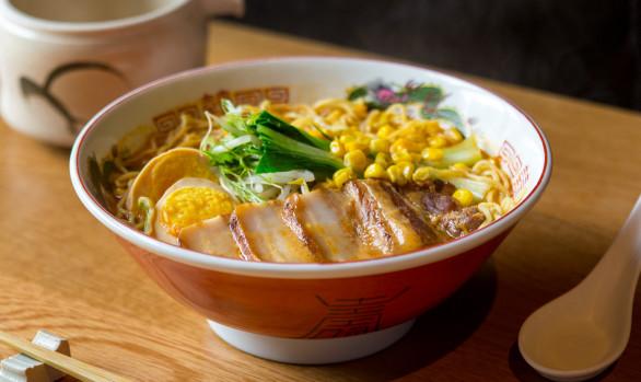 Ramen, Soup, Noodles & Rice
