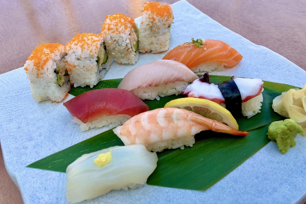 Ototo Sushi Platter