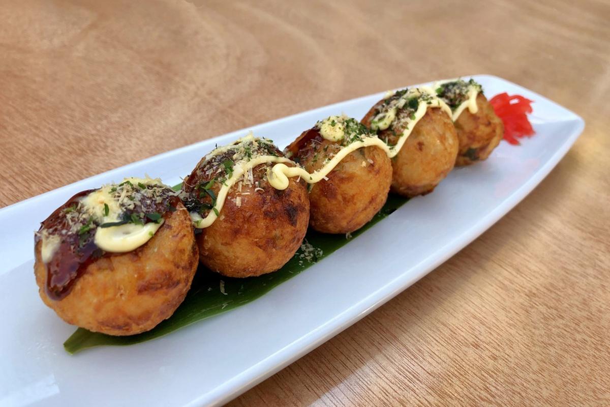 Takoyaki narrow